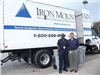 Free Paper Shredding event sponsored by Iron Mountain