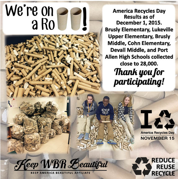 2015 America Recycles Day