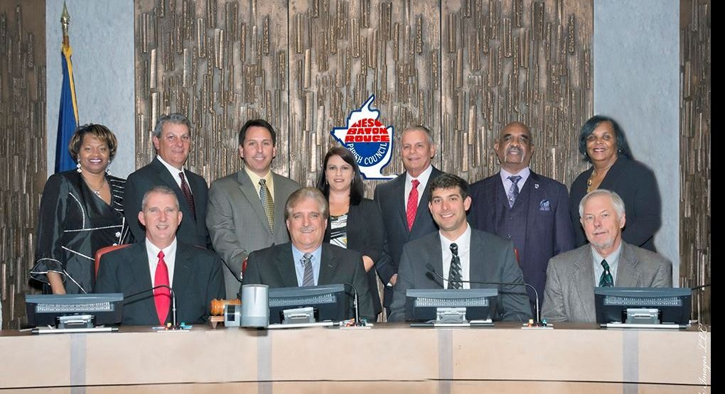 Group Photo of West Baton Rouge Parish Council