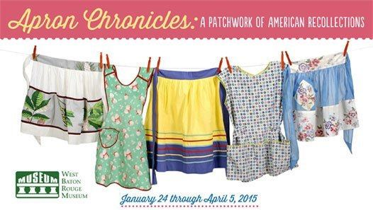Apron Chronicles - A Patchwork of American Recollections