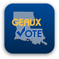 Geaux Vote Opens in new window